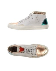 Htc Footwear High Tops And Trainers Men