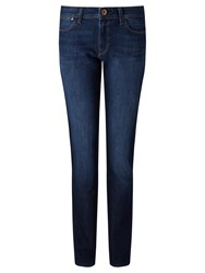 Dl1961 Coco Curvy Straight Jeans Solo