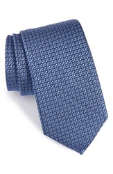 Nordstrom Men's Men's Shop Solid Silk Tie Blue