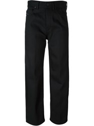 Diesel Black Gold Straight Leg Trousers