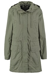 Gap 2In1 Parka Mesculen Green Grey