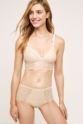 Anthropologie Fortnight Ara High Rise Briefs Neutral