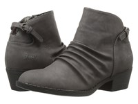 Blowfish Strike Grey Old Mexico Pu Women's Boots Gray