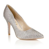 Ravel Shelby Court Shoes Silver