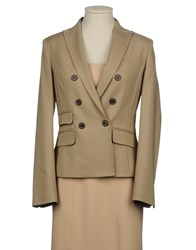 Trou Aux Biches Blazers Light Brown