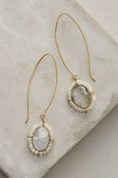 Anthropologie Neave Drops Gold