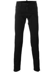 Dsquared2 'Slim' Jeans Black