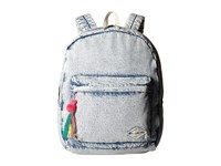 Billabong Sandy Trails Backpack Indigo Backpack Bags Blue