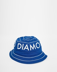 Diamond Supply Co. Diamond Supply Ixtapa Bucket Hat Blue