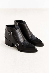 Circus By Sam Edelman Reese Monk Strap Boot Black