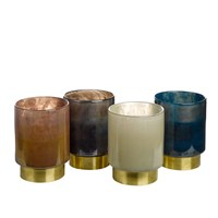 Pols Potten Belt Candle Holders Set Of 4 Medium