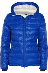 Canada Goose Pbi Camp Hoody Quilted Down Coat