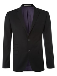 Linea Charles Suit Jacket Black