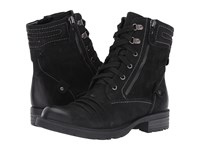 Earth Summit Black Vintage Women's Boots