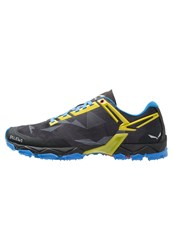 Salewa Ms Lite Train Hiking Shoes Black Kamille