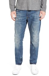 G Star Men's Raw '3301' Slouchy Slim Fit Jeans