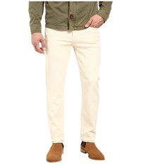 7 For All Mankind Slimmy Luxe Performance Colored Denim In Bone Bone Men's Jeans