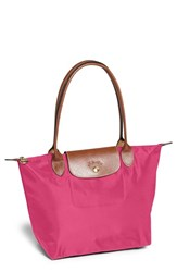 Longchamp 'Small Le Pliage' Shoulder Bag Pink Pink Pink