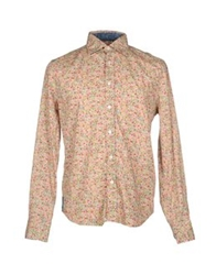 9.2 By Carlo Chionna Shirts Beige