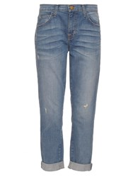 Current Elliott The Fling Low Slung Boyfriend Jeans Denim