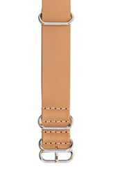 Jack Mason Brand Men's Leather Watch Strap 22Mm