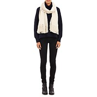 Denis Colomb Women's Cashmere Scarf Ivory