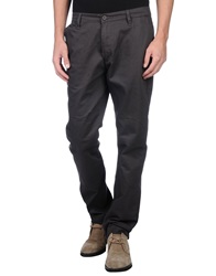 Cheap Monday Casual Pants Steel Grey