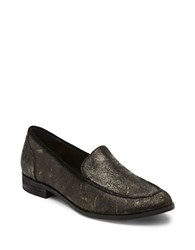 Dolce Vita Demir Suede Loafers Black