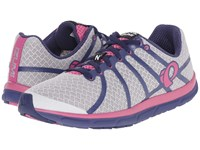 Pearl Izumi Em Road N 1 V2 Silver Deep Indigo Women's Running Shoes Gray