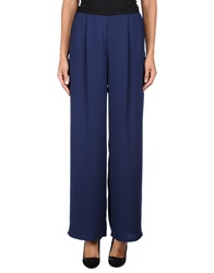 Only Casual Pants Dark Blue