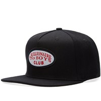 Billionaire Boys Club Gentleman Patch Snapback Black