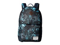 Burton Kettle Pack Tie Dye Trench Print Backpack Bags Black