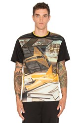 Opening Ceremony Jet Fighter Ss Tee Black
