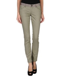 Barbara Bui Denim Pants Khaki