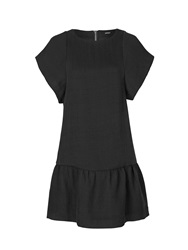 2Nd Day Taisa Shift Dress Black Black