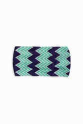 Missoni Women S Zigzag Headband Boutique1 Green