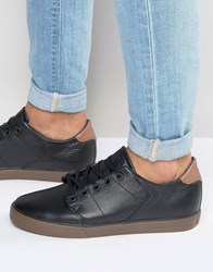 Globe Los Angered Low Trainers Black