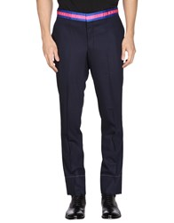 E. Tautz Trousers Formal Trousers Men Dark Blue