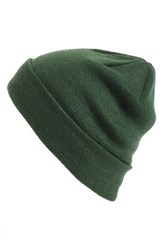 Women's Bp. Knit Beanie Green Olive