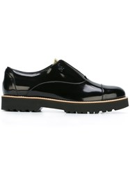 Hogan Chunky Oxford Shoes Black