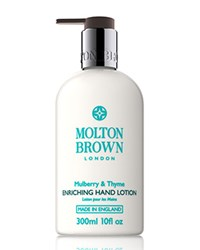 Mulberry And Thyme Hand Lotion 10Oz. Molton Brown