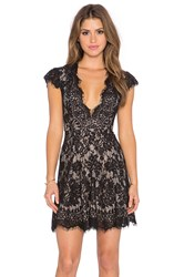 The Jetset Diaries Fantasia Skater Dress Black