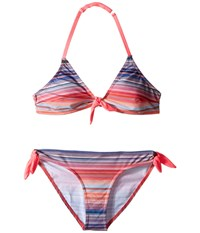 Paul Smith Two Piece Swimsuit Big Kids Multicolor Women's Swimwear Sets