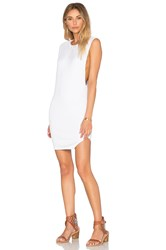 Indah Tallow Tank Dress White