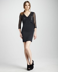 Robert Rodriguez Sequin Tassel Dress 6