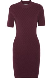 Opening Ceremony Textured Stretch Knit Dress