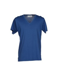 Sleep Topwear T Shirts Men Dark Blue