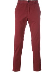 Paul Smith Ps Classic Chinos Red