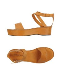 Cnc Costume National Costume National Footwear Sandals Women Tan