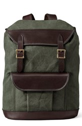 Filson Men's Rugged Canvas Backpack